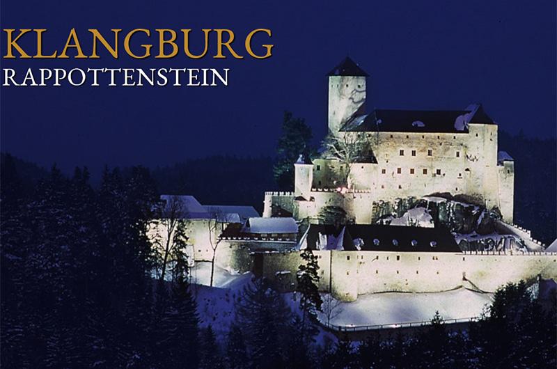 Klangburg Rappottenstein